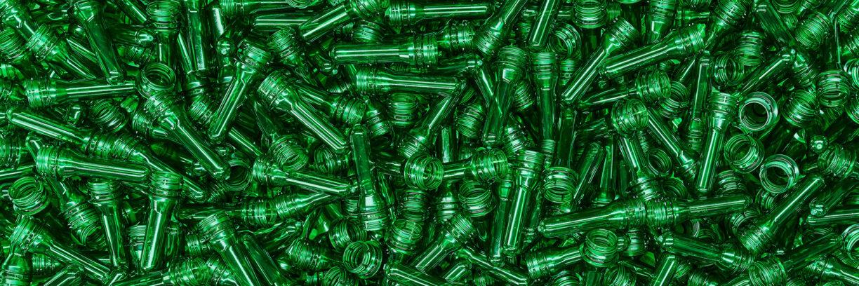 MEG sorgt für den PET-Recycling-Kreislauf bei Schwarz Produktion