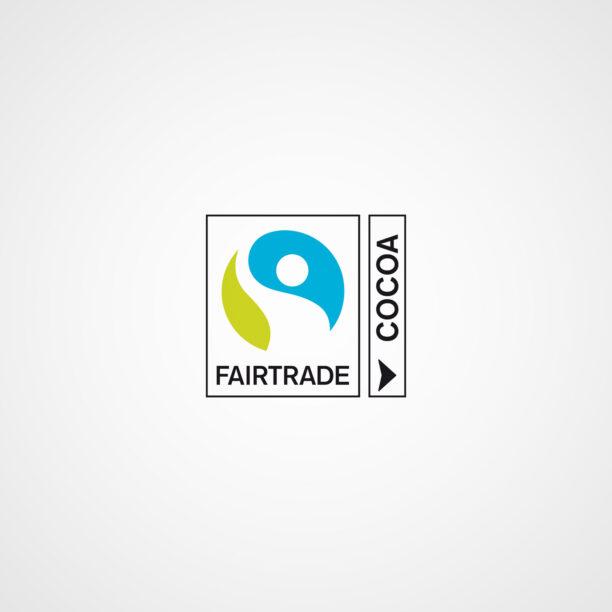 Fairtrade-Cocoa-Siegel für nachhaltige Rohstoffe