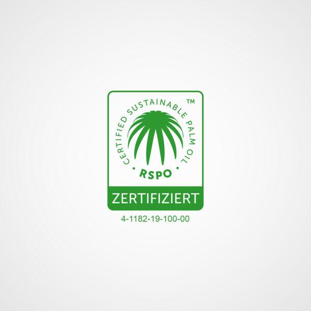 RSPO zertifiziert